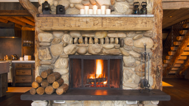 Rustic Fireplaces | Cool Wallpaper Ideas